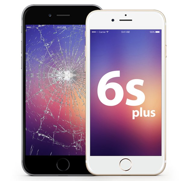 iPhone 6s Plus Display Reparatur
