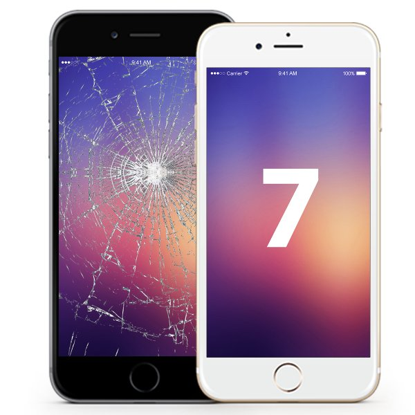 iPhone 7 Display Reparatur