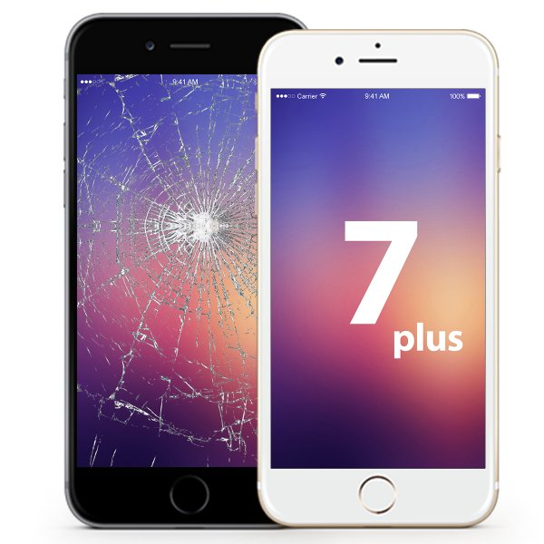 iPhone 7 Plus Display Reparatur