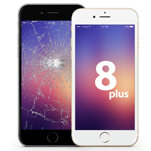 iPhone 8 Plus Display Reparatur
