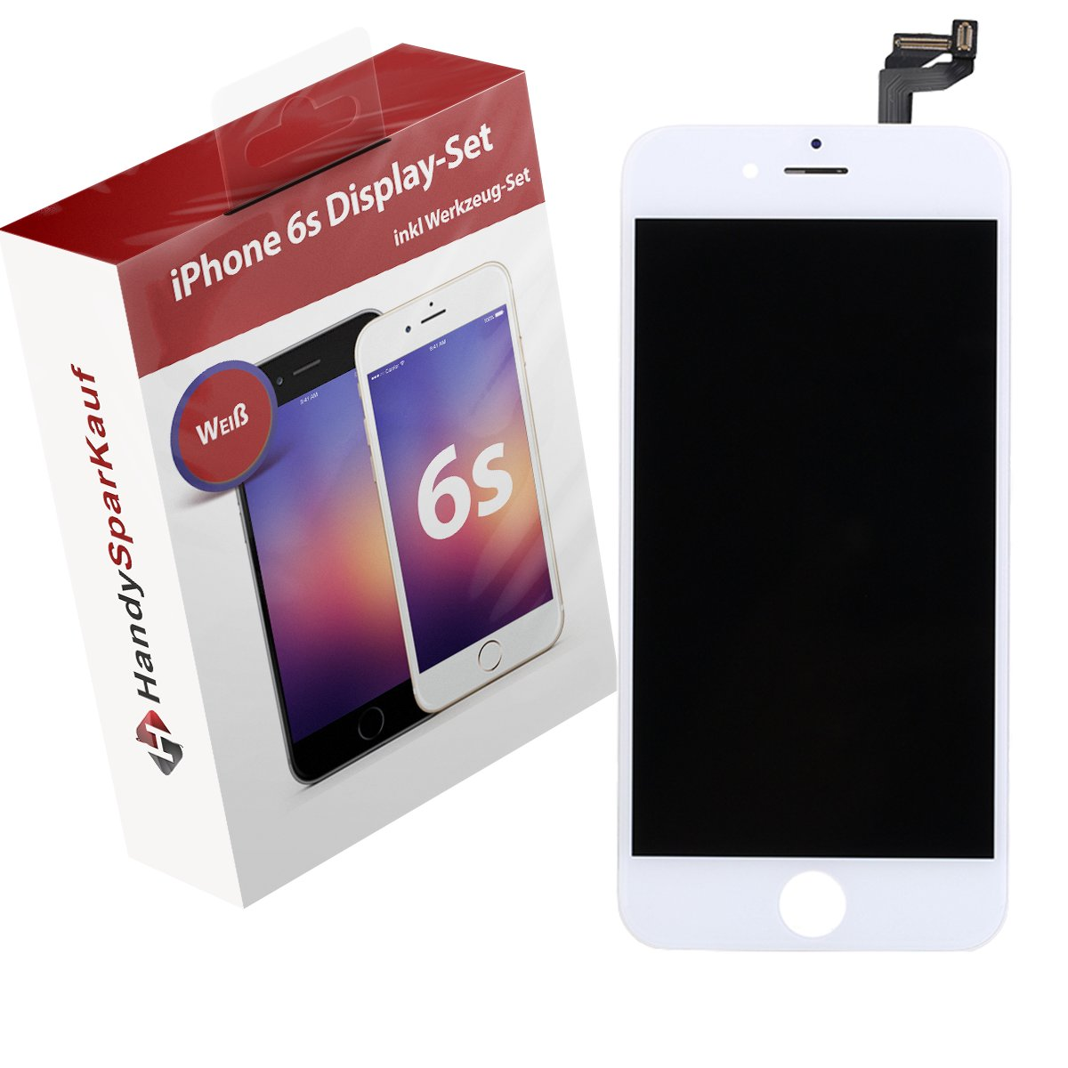 iPhone 6s Display Weiß